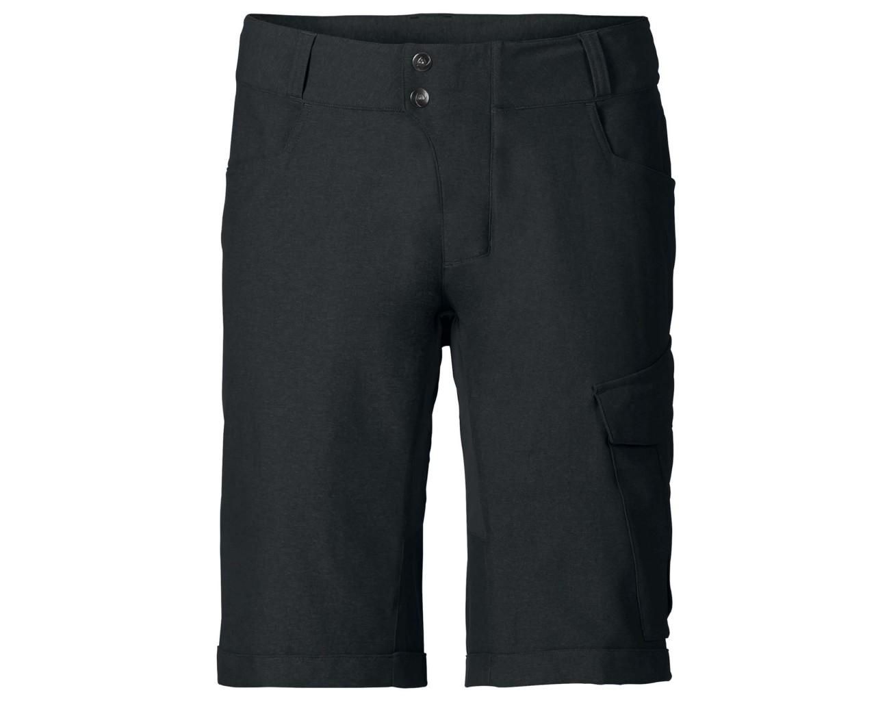 Vaude Herren Tremalzo Shorts II | black