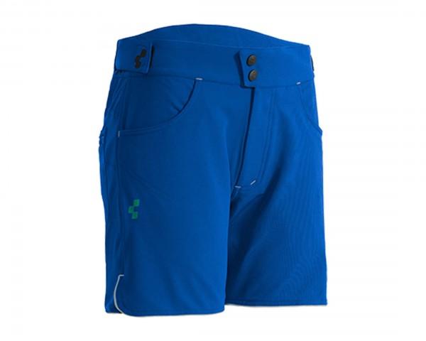 Cube WLS TOUR Shorts | blue n green