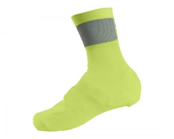 Giro Knit Shoe Cover - Überschuhe | yellow-black