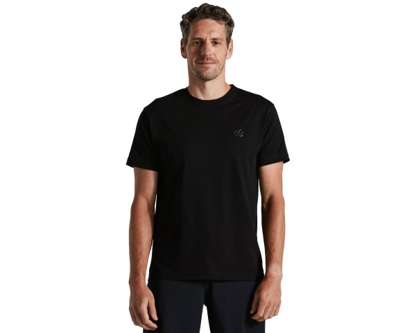 Specialized Sagan Deconstructivism Red T-Shirt kurzarm | black