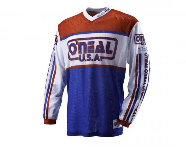 Oneal Ultra Lite LE 83 Jersey | rot-blau