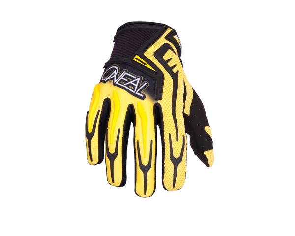 Oneal Reactor Glove Handschuhe | black/yellow