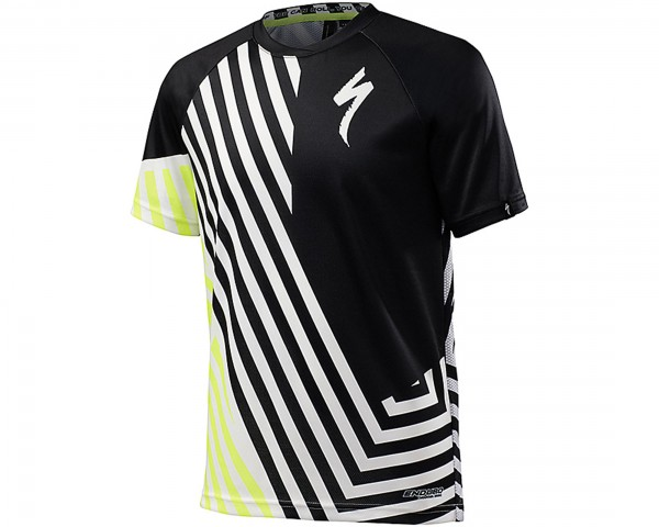 Specialized Enduro Grom Comp Kids Jersey short sleeve | razzle
