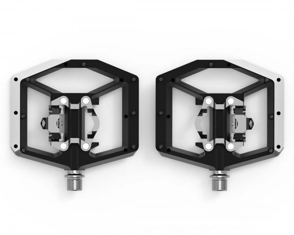 Cube ACID Pedale COMBO A2-ZP X Actionteam | grey n orange