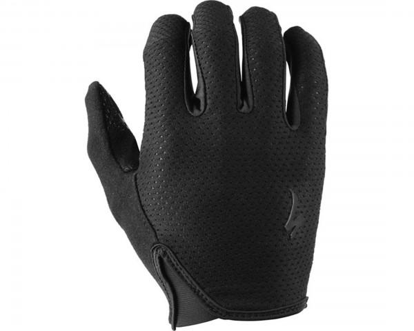 Specialized Body Geometry Grail long finger Gloves | Black