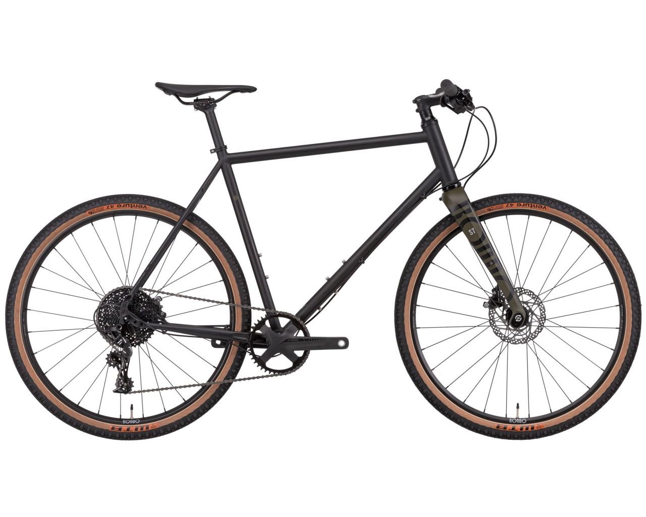 Rondo Booz ST Fitness Bike 2021   black-green
