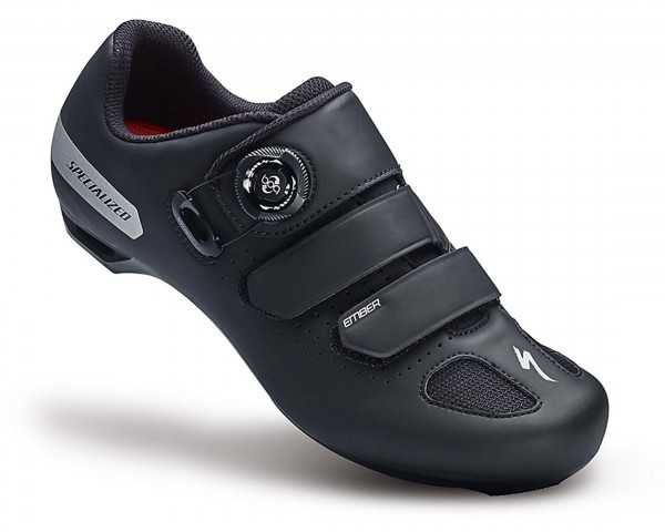 Specialized Womens Ember Road Bike Shoes   black