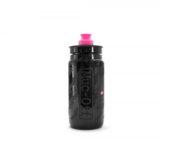 Muc-Off X Elite Custom Fly Water Bottle 550 ml | black