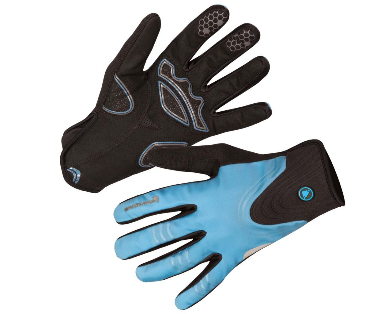 Endura Damen Windchill Langfinger-Handschuhe | ultramarinblau