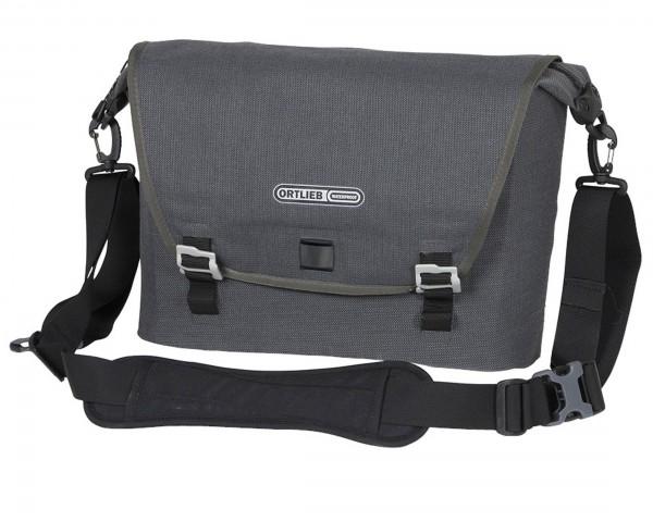 Ortlieb Reporter-Bag wasserdichte Umhängetasche PVC-frei - Größe L | pepper