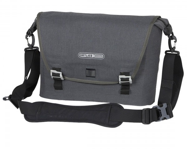 Ortlieb Reporter-Bag waterproof shoulder bag | PVC-free - size L | pepper