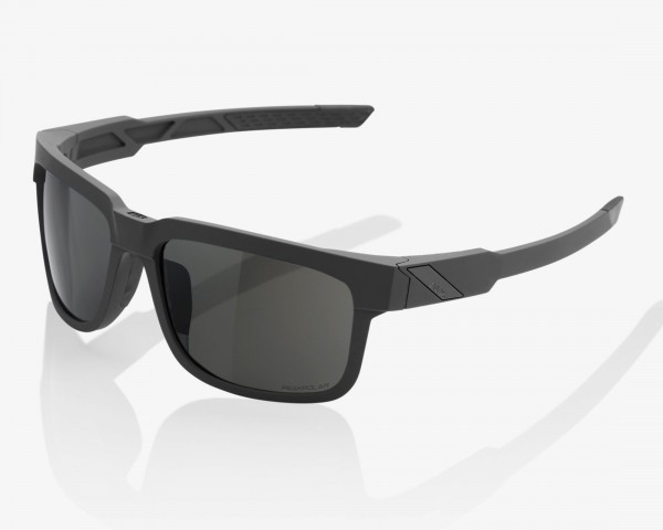 100% Type S - PeakPolar Cycling Sunglasses | soft tact slate