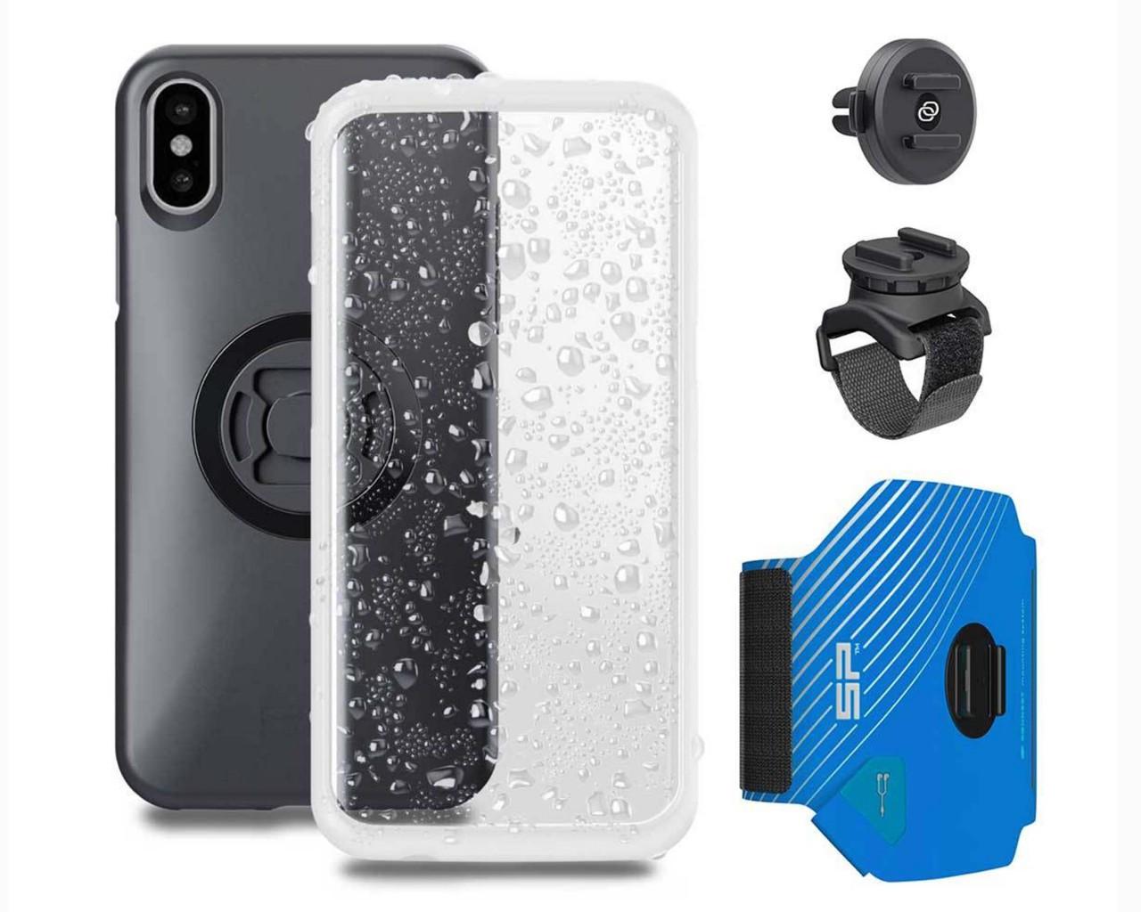 SP Connect Multi Activity Bundle Smartphone Case + Holder + Running Band