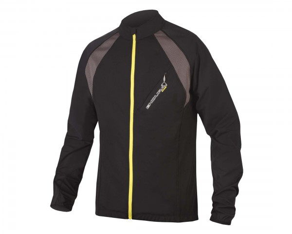 Endura MT500 Full Zip II Langarm Trikot | black