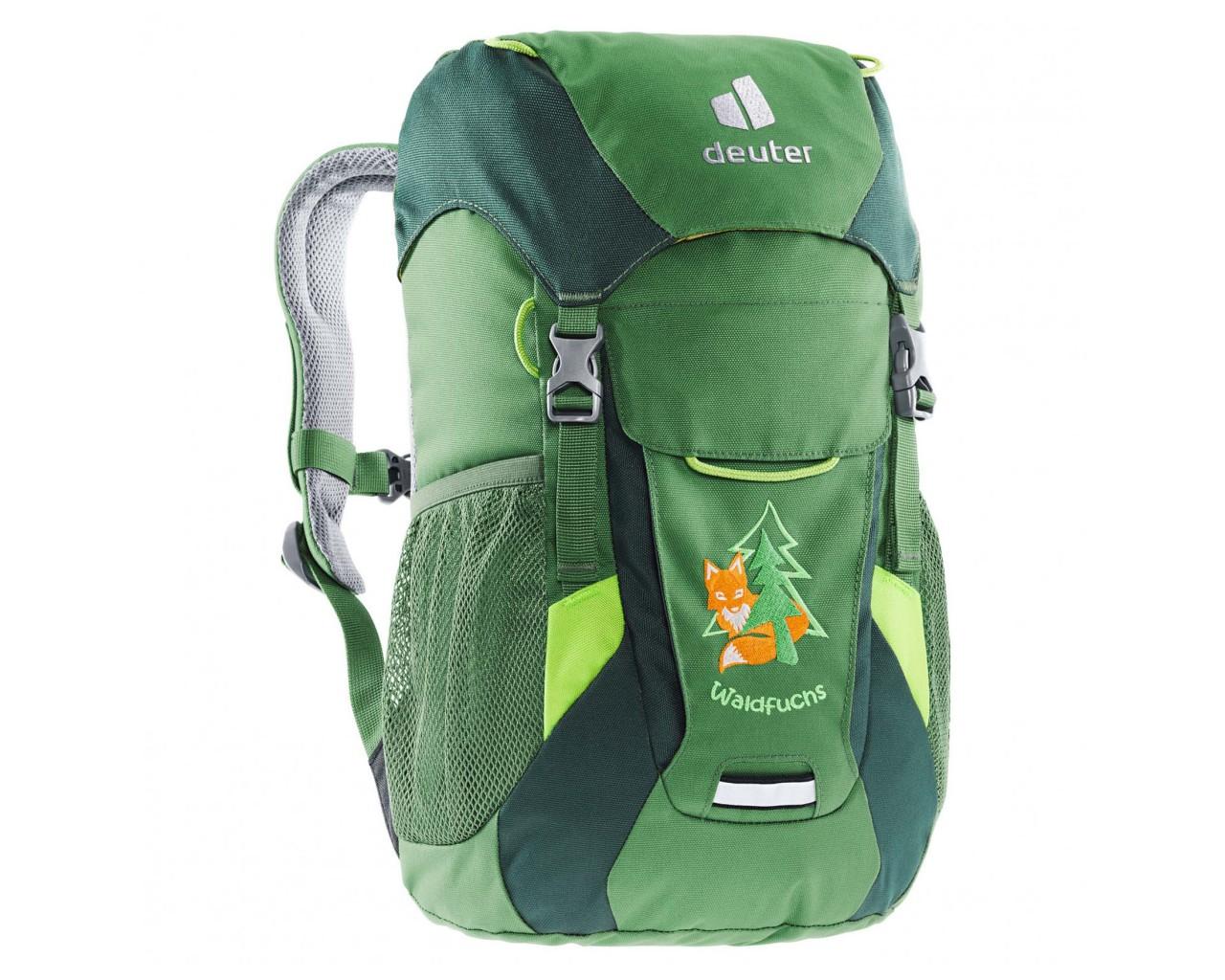 Deuter Waldfuchs 10 litres Kids backpack PFC-free   leaf-forest
