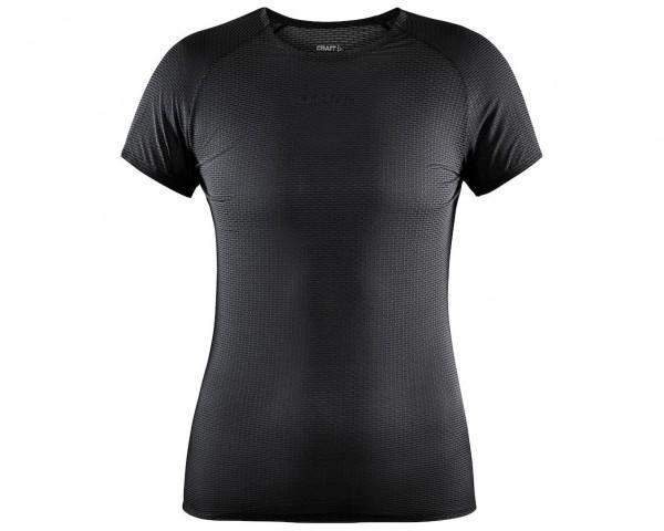 Craft Pro Dry Nanoweight Women Mesh-T-Shirt | black