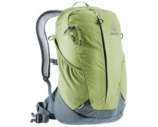 Deuter AC Lite 15 SL Women Trekking backpack PFC-free | pistachio-teal