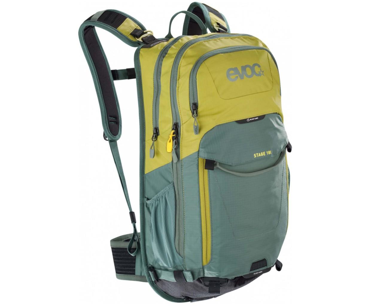 Evoc Stage 18 liter Backpack   moos green-olive