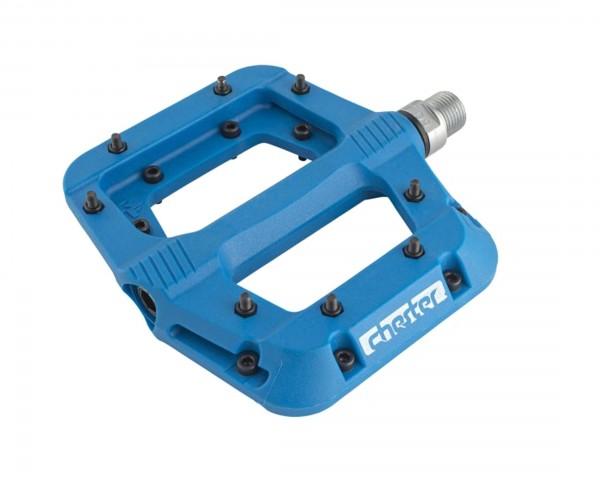 Race Face Chester Composite Plattform Pedale (Paar) | blue