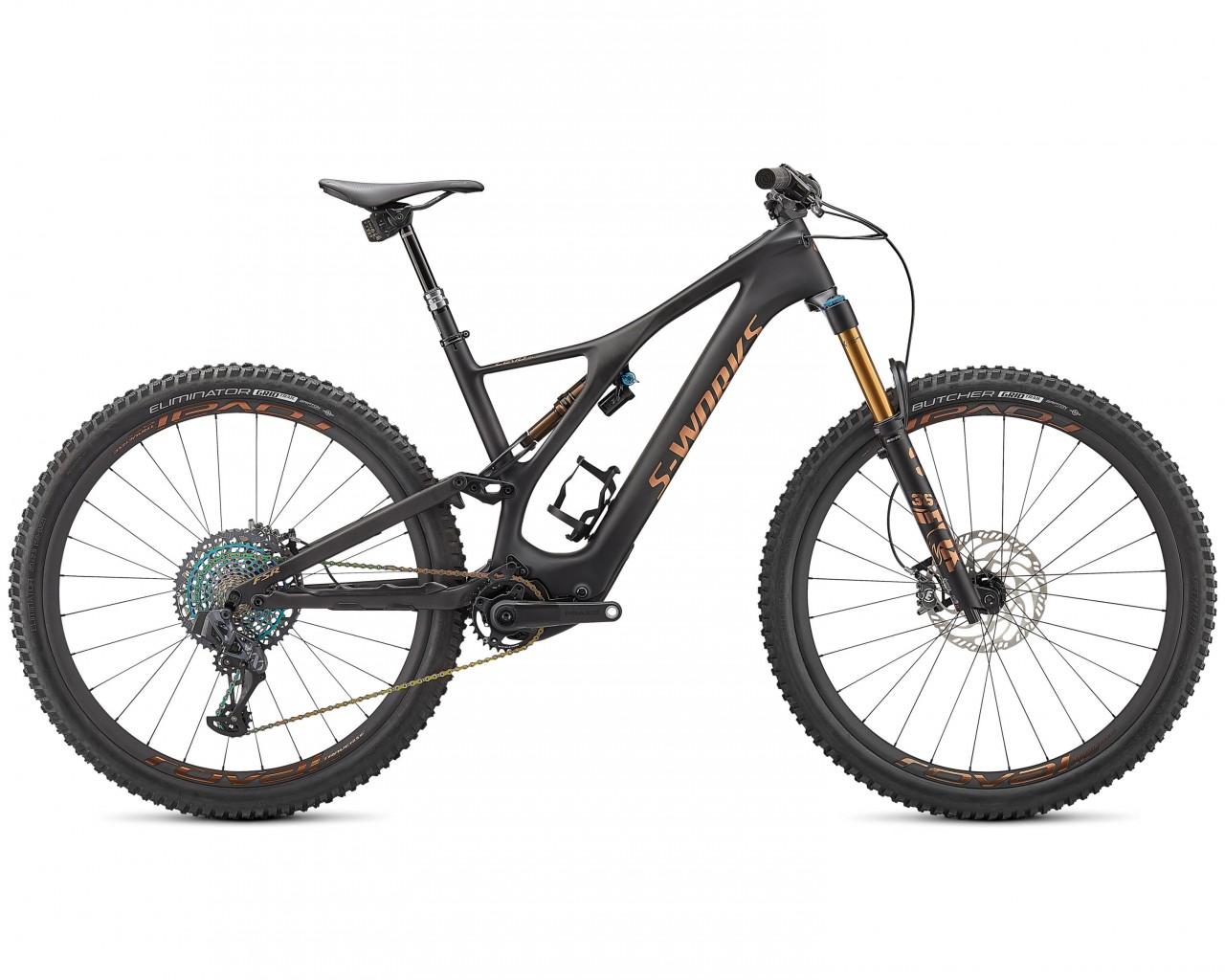 Specialized S-Works Levo SL Carbon 29 - Elektro Carbon MTB Fully 2021 | carbon-bronze foil-glos carb