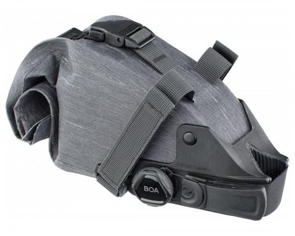 Evoc Seat Pack Boa L 3 Liter Satteltasche | carbon grey