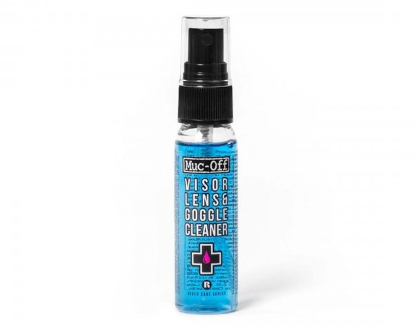 Muc-Off Visor, Lens & Goggle Cleaner Bio | 30 ml