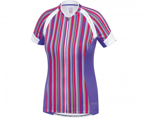 Gore Bike Wear POWER SE LADY Trikot - Road Ambitious Passform Slim | jazzy pink-speed blue
