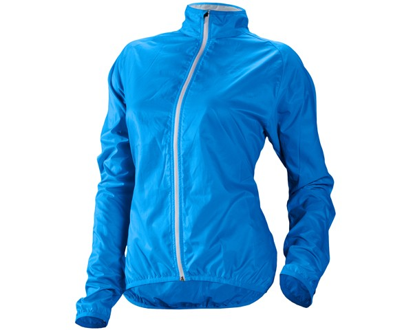 Cannondale Woman Pack Me Jacke | Blau 2014