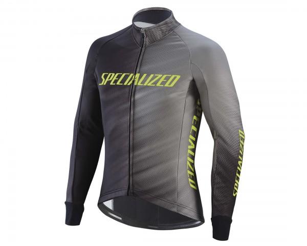 Specialized Element RBX Comp Logo Faze Jacket | grey-black faze-yellow