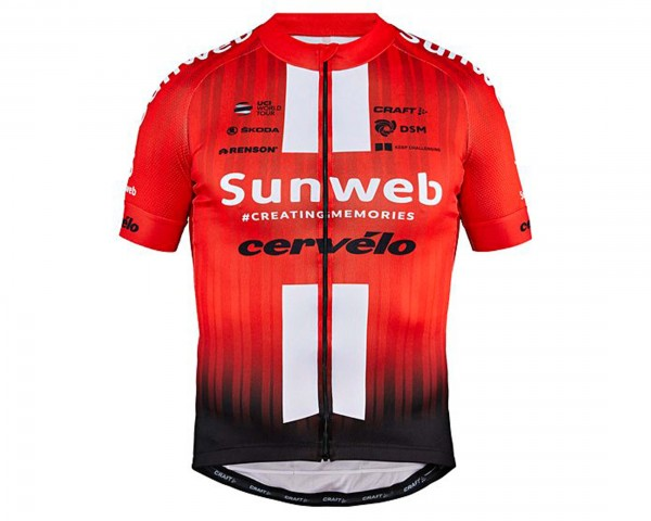 Craft Replica Trikot kurzarm | Team Sunweb
