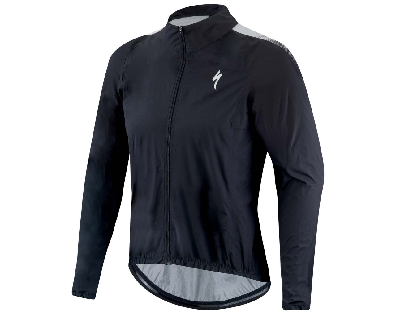 Specialized Deflect RBX Pro Hi-Vis Rain Jacket   black
