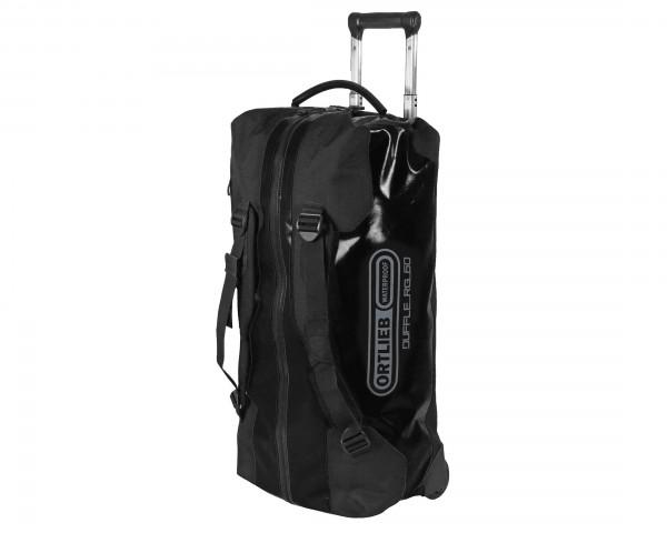 Ortlieb Duffle RG 60 liter waterproof travel bag   black