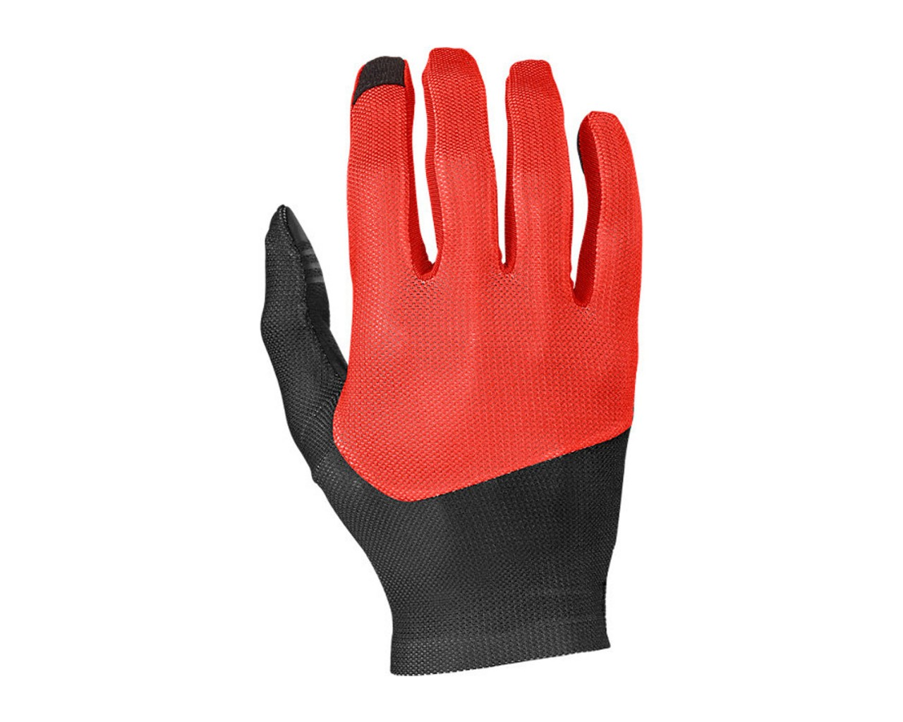 Specialized Renegade Glove long finger | flo red