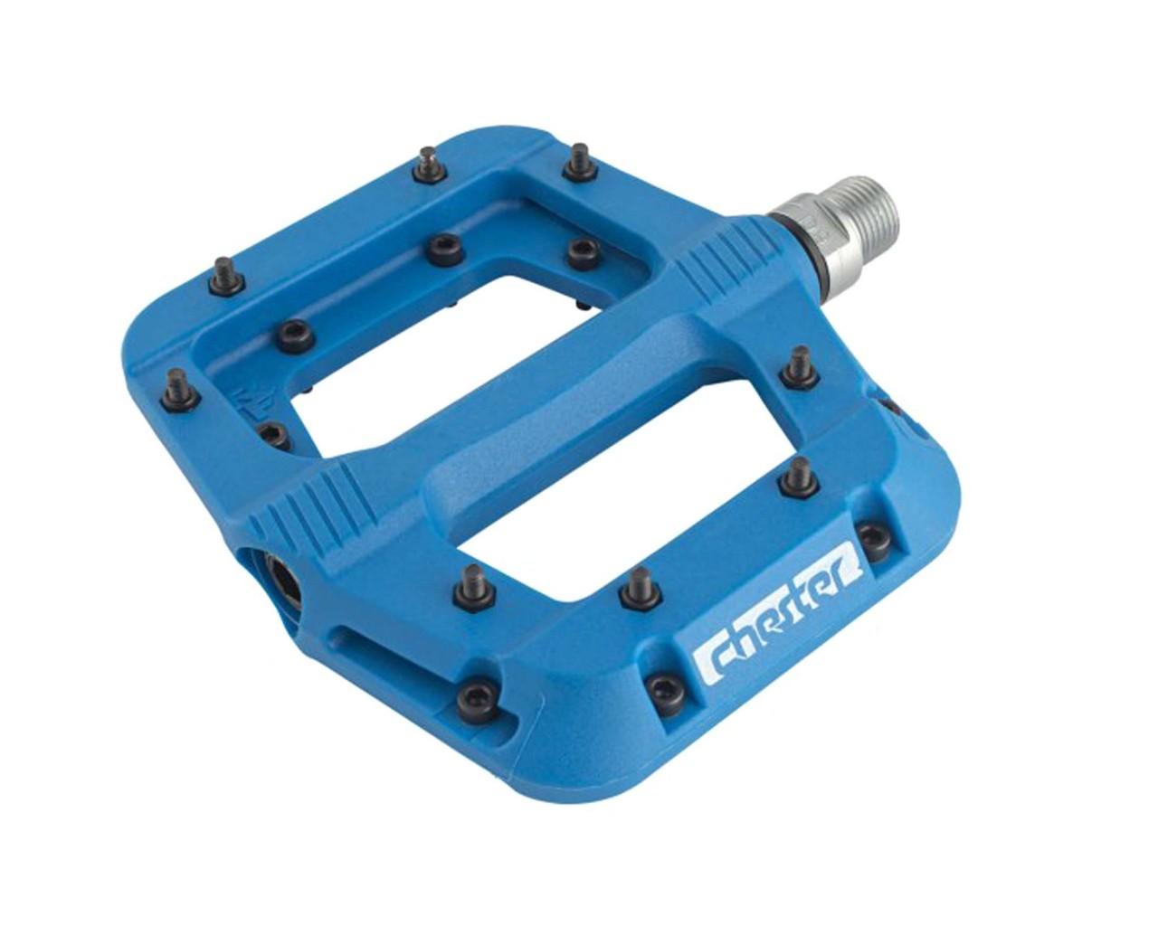 Race Face Chester Composite Plattform Pedale (Paar)   blue