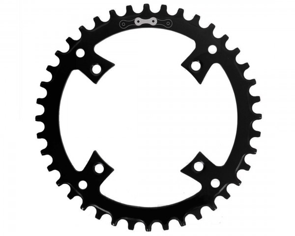 Specialized Praxis Chainring Vado single wave style 104mm 10/11-speed 40 teeth MY17 | black