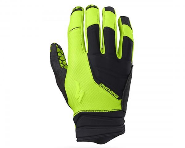 Specialized Enduro Long-Finger Gloves | monster green
