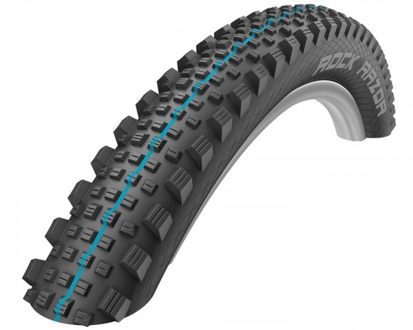 Schwalbe tires Rock Razor Evolution 29 x 2.35 - SnakeSkin, TL-Easy, foldable | black