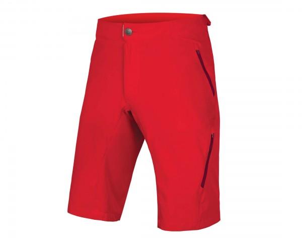 Endura STrack Lite Shorts II | red