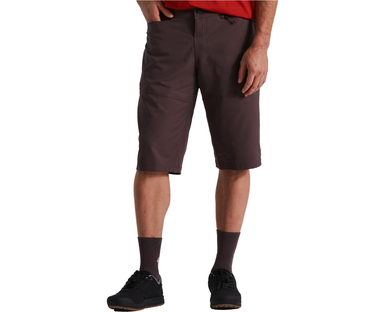 Specialized Trail Shorts with Liner | cast umber