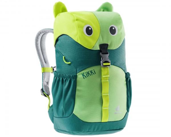 Deuter Kikki 8 litres Kids backpack PFC-free | avocado-alpinegreen