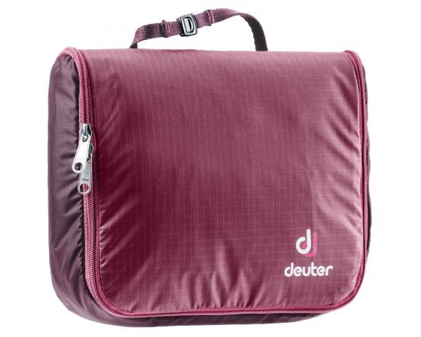 Deuter Wash Center Lite I | maron-aubergine