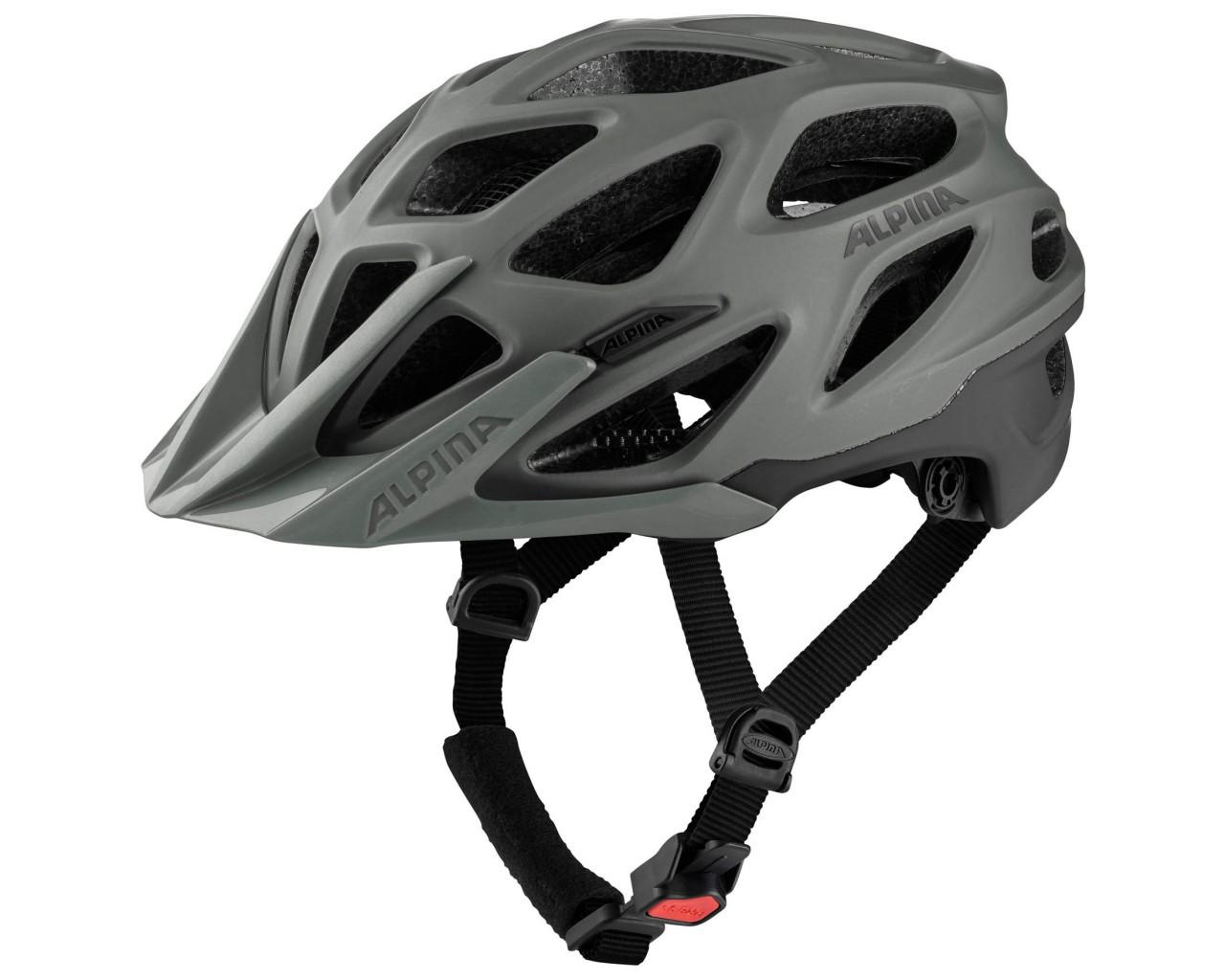 Alpina Mythos 3.0 L.E. MTB Bike Helmet | coffee-grey matt