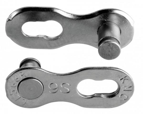 Cube RFR Kettenverschluss 9-fach | anthracite