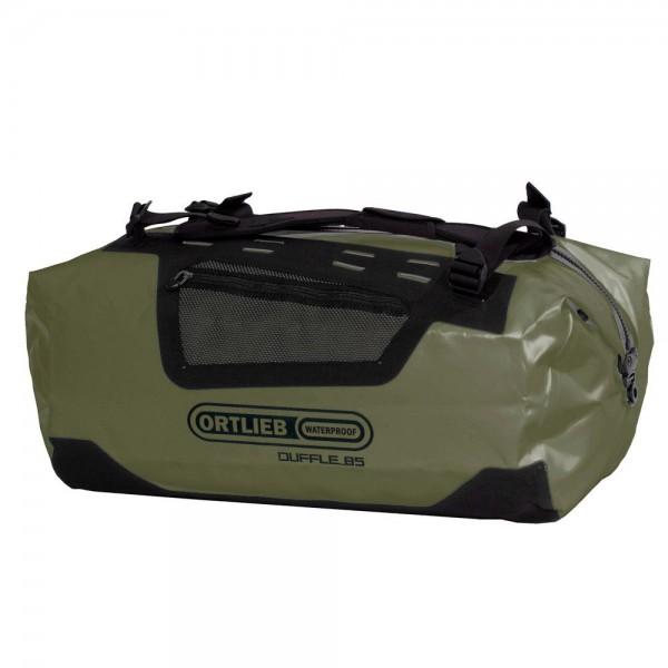 Ortlieb Duffle waterproof bag 85 liter | olive-black