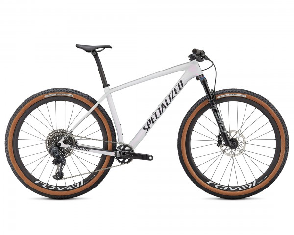 Specialized Epic HT 29 Pro - Carbon Mountain Bike Hardtail 2021 | gloss abalone-satin black