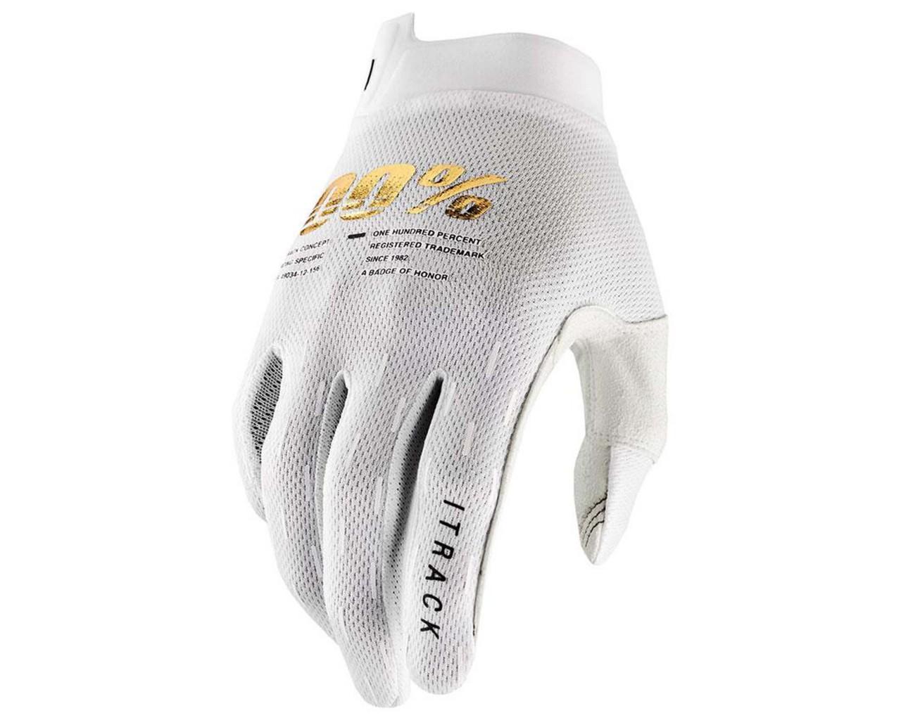 100% iTrack Handschuhe (SP21) | white