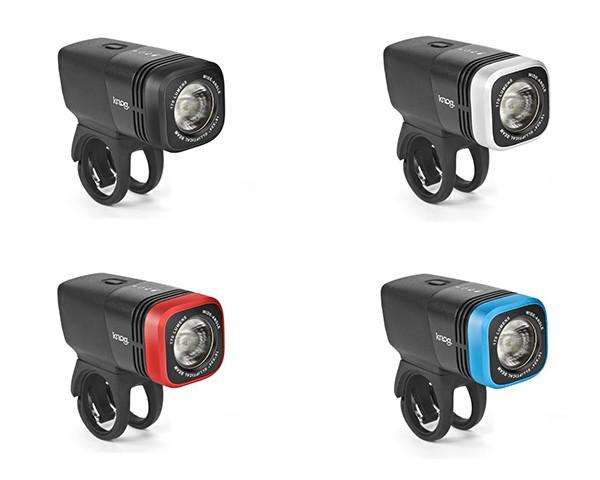Knog Blinder Arc 1.7 Sicherheitsleuchte weiße LED | Front
