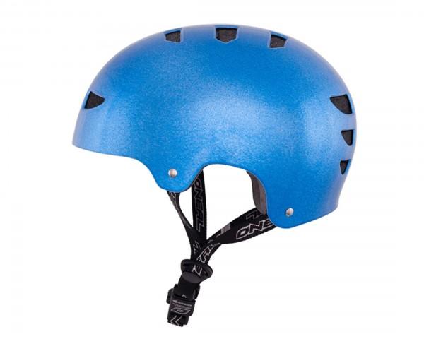 Oneal Dirt Lid Fidlock ProFit Helmet METALFLAKE   blue
