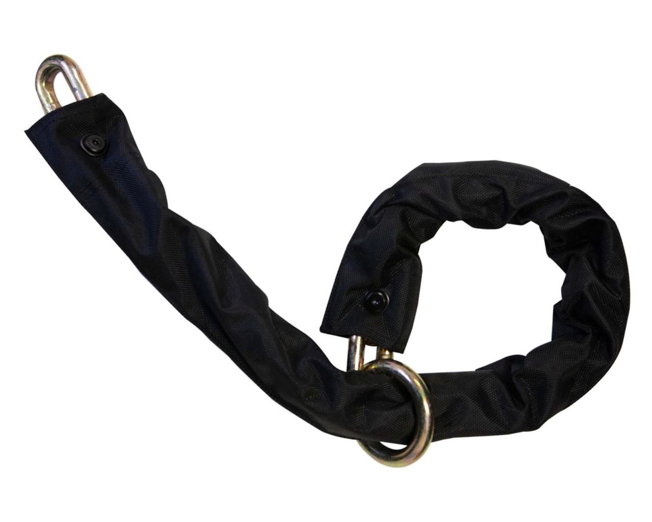 Hiplok XL, Noose Chain - 14mm Kettenschloss | black