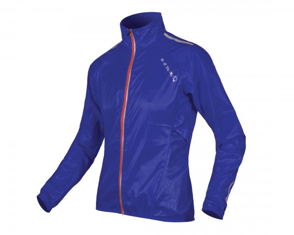 Endura Womens Pakajak II Jacket | cobalt blue